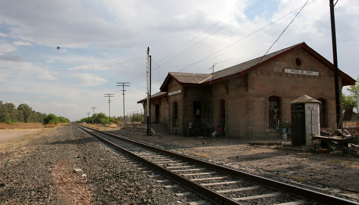 Trains, Railways and Train Stations