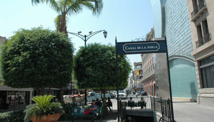 Streets, Avenues and Roads