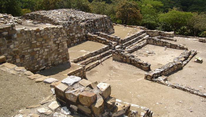 Zonas Arqueólogicas